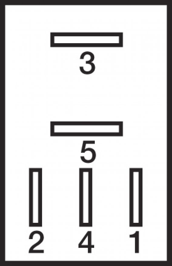 micro relais 12v 20a resistance
